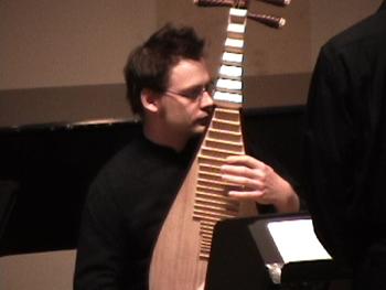 "David Dettman performs Chiwei Hui's ""Twelve Beauties of Jingling"""