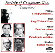 Connections CD cover