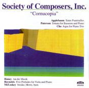 Cornucopia CD cover