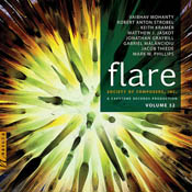 Flare CD cover