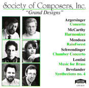 Grand Designs CD cover