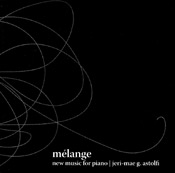 Melange CD cover