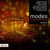 Modes CD cover