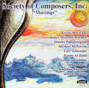 Musings CD cover