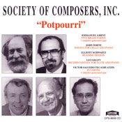 Potpourri CD cover
