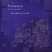 Sonance CD cover