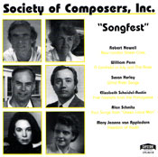 Songfest CD cover